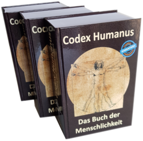 Codex Humanus 3. Auflage